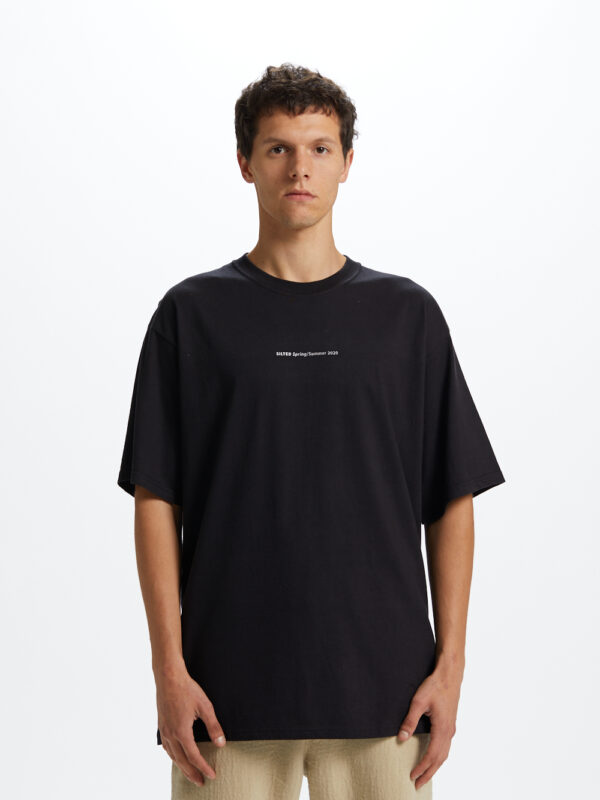 Palm T-shirt Black