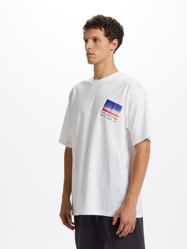 Polaroid T-shirt White