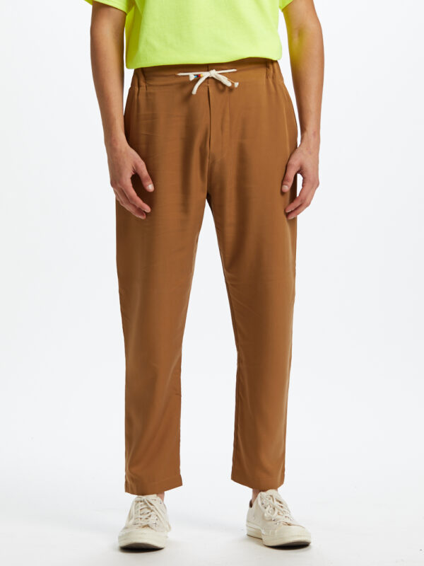 Coffin Pant Slight Brown