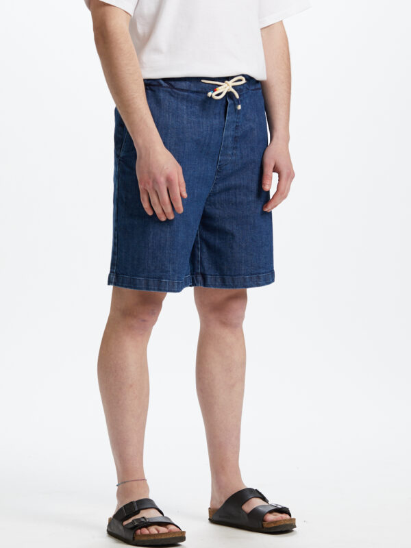 Coffin Short Pant Denim