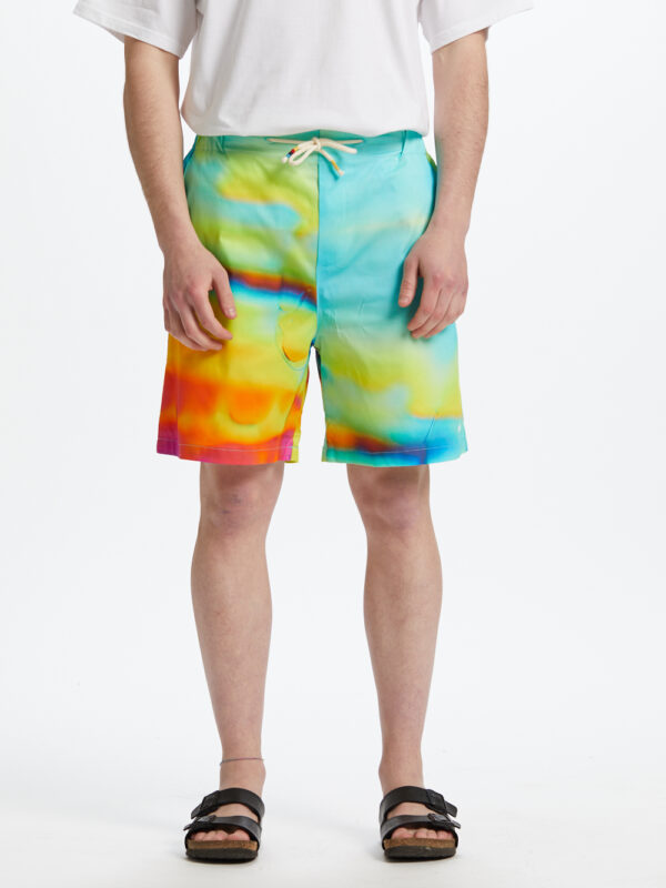 Coffin Short Pant Ice