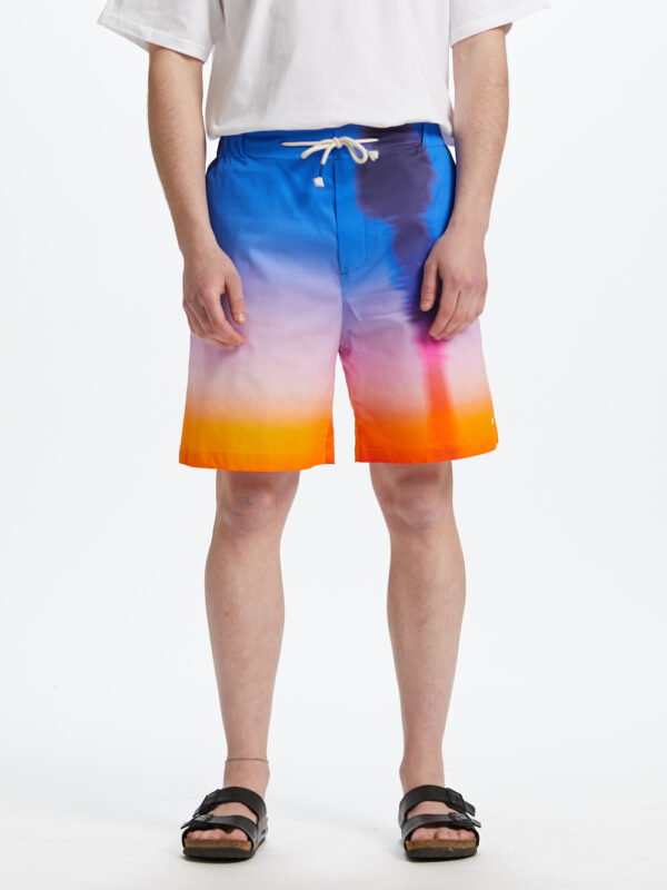 Coffin Short Pant Sunset