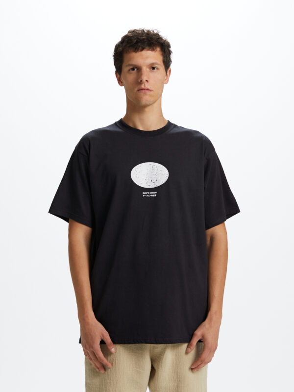 Origin T-shirt Black