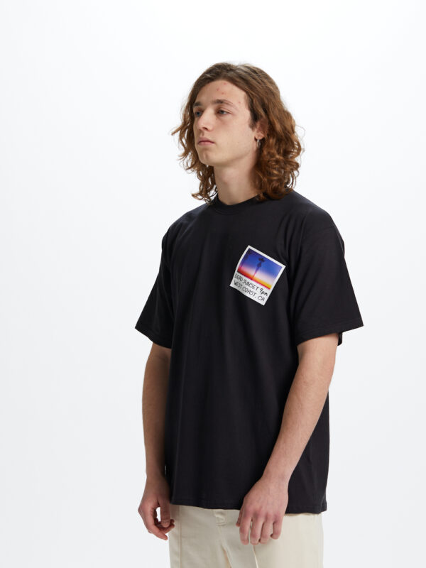Polaroid T-shirt Black