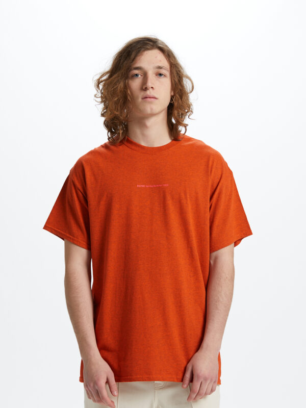 Palm T-shirt Orange