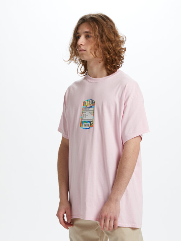 Lemonade T-shirt Pink