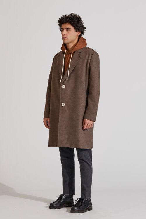 Sunrise Coat Moka Brown