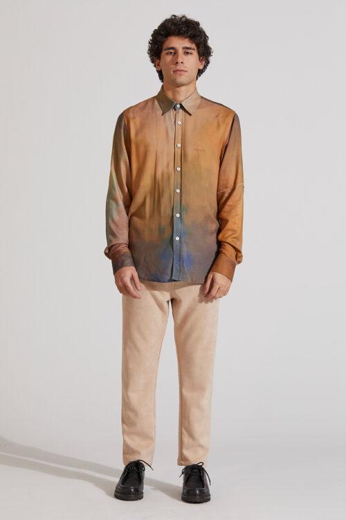 Autumn Camo Shirt