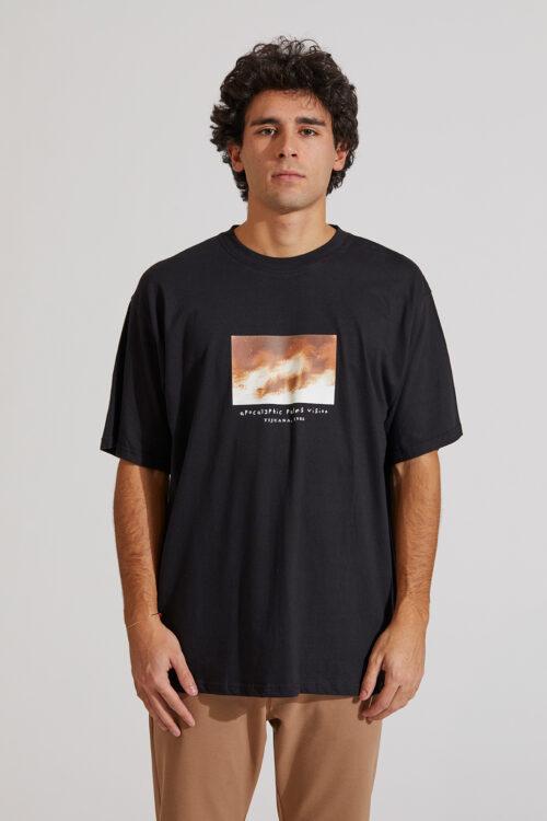 Vision T-shirt Black