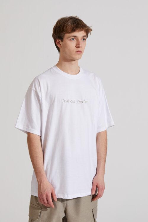 Tropical T-shirt White