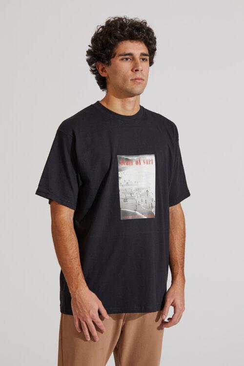Death T-shirt Black