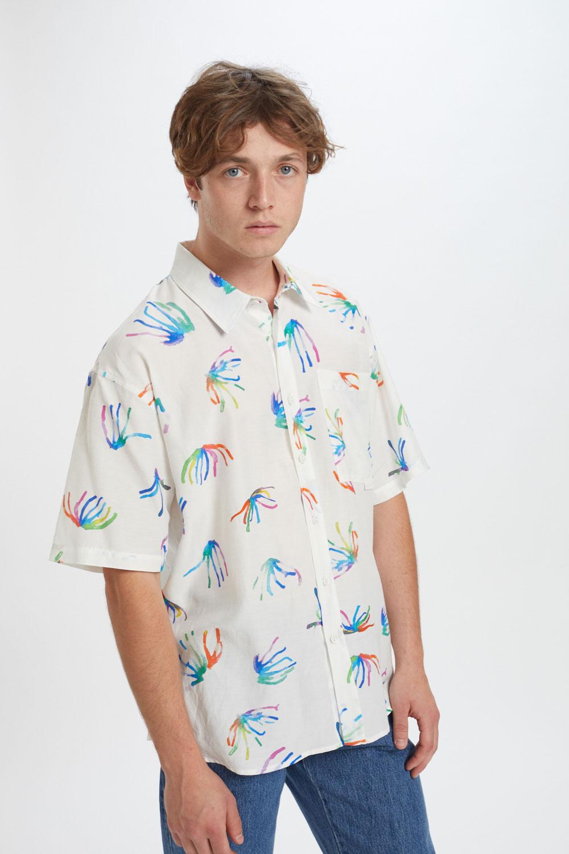 Amado Shirt Coral